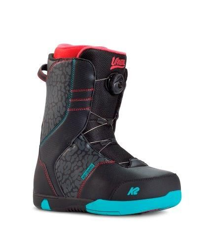 SNB snowboardové boty K2 VANDAL BOA - juniorské / dětské snowboardové boty K2 Corporation