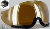 UVEX náhradní sklo - štít k helmě HLMT 300 VISOR ess SL stříbrný zrcadlový ltm silver/lasergoldlite