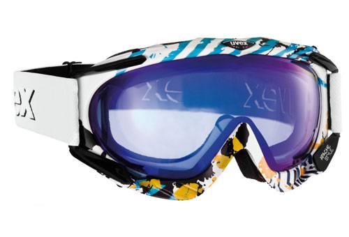 Lyžařské brýle UVEX APACHE STYLE Colorfusion 2010