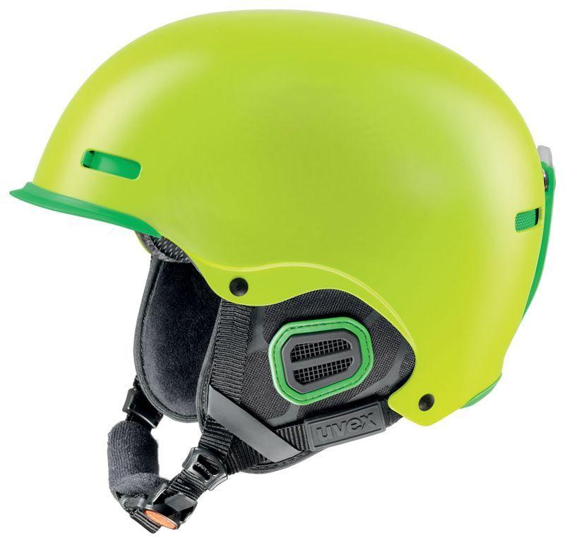 helma UVEX HLMT 5 PRO, applegreen mat (S566146700*) UVEX ZIMNÍ