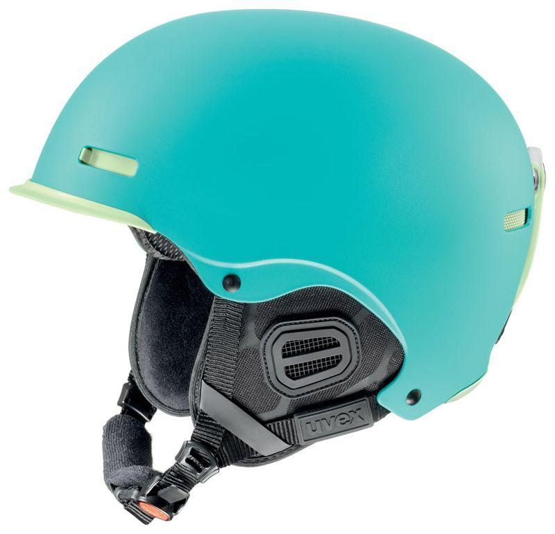helma UVEX HLMT 5 PRO, aqua mat (S566146400*) UVEX ZIMNÍ