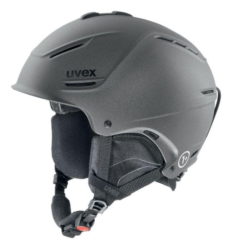 helma UVEX P1US, gun met mat (S566153550*) UVEX ZIMNÍ