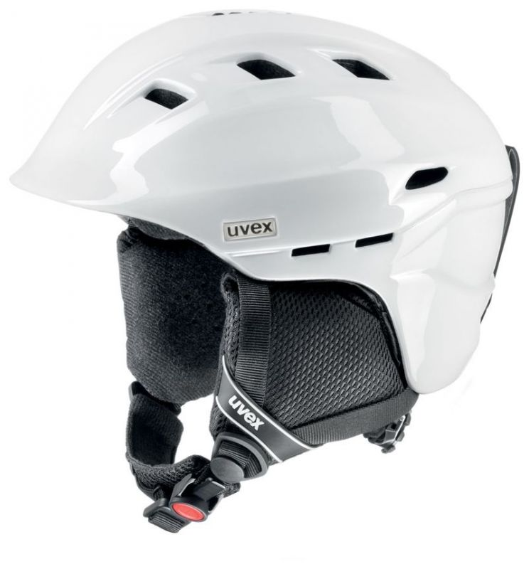 helma UVEX COMANCHE 2 PURE, white (S566157100*) UVEX ZIMNÍ