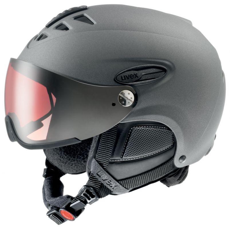 helma UVEX HLMT 300 POLA, gun met mat (S566175500*) UVEX ZIMNÍ
