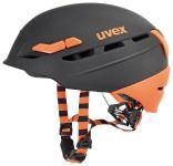 Lyžařská / cyklo helma Uvex P.8000 TOUR doprava 0,- black-orange