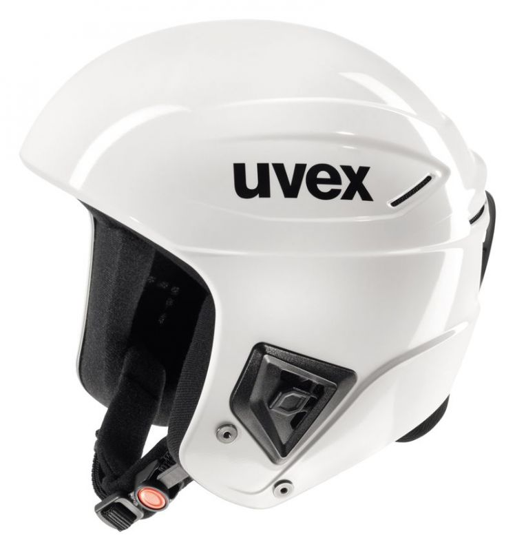 helma UVEX RACE +, all white (S566172110*) UVEX ZIMNÍ