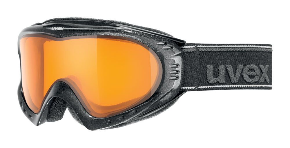 lyžařské brýle UVEX F 2, black met/lasergold lite (2229) UVEX ZIMNÍ