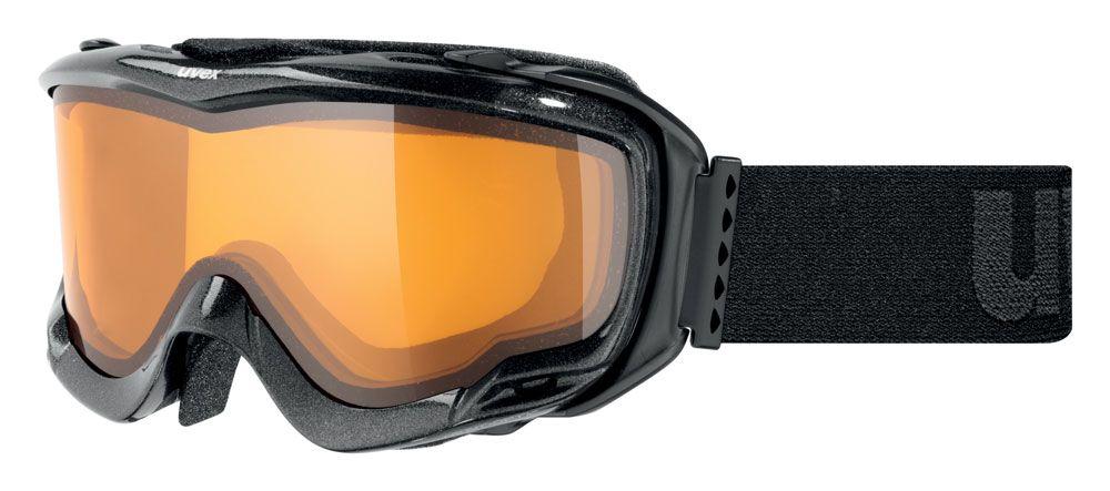 lyžařské brýle UVEX ORBIT OPTIC, black met/lasergold lite (2229) UVEX ZIMNÍ