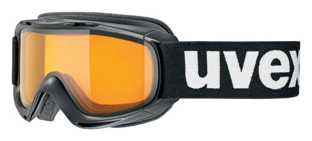 lyžařské brýle UVEX SLIDER, black/lasergold lite (2129) UVEX ZIMNÍ