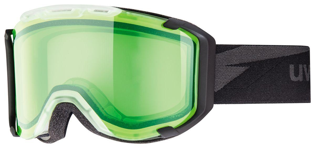 lyžařské brýle UVEX SNOWSTRIKE, translucent/alert (0222) UVEX ZIMNÍ