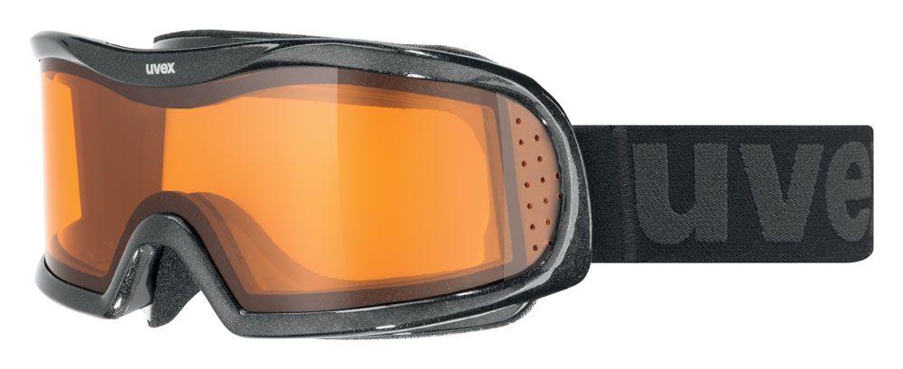 lyžařské brýle VISION OPTIC I, black met/lasergold lite (2229) UVEX ZIMNÍ