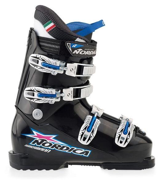 Juniorské lyžáky Nordica DOBERMANN Team 60 vel 23.5 BAZAR lyžařské boty dětské K2 Corporation