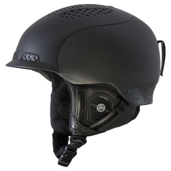 Lyžařská helma K2 DIVERSION black - přilba na lyže, snowboard DOPRAVA 0,- K2 Corporation
