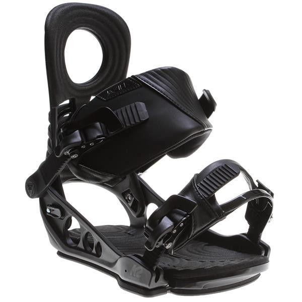 Snowboardové vázání K2 LIEN AT black M černé 2014/15 K2 Corporation