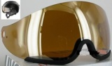 UVEX náhradní sklo - štít k helmě HLMT 300 VISOR ess SLoranžový S1