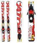Dětské lyže s vázáním ATOMIC REDSTER JR 130 cm BAZAR použité