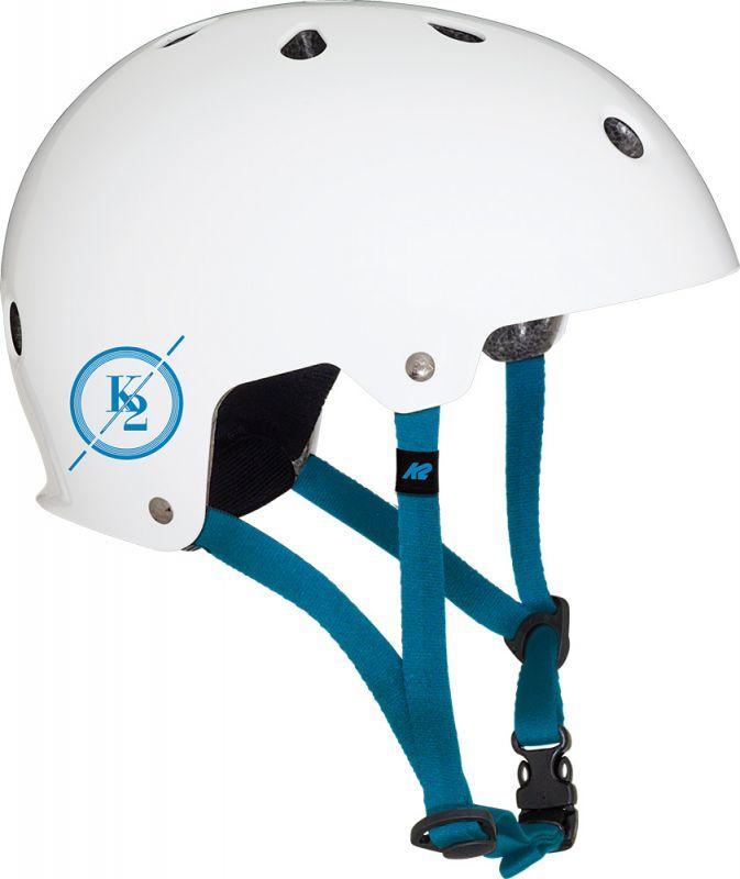 Helma K2 VARSITY helmet white bílá K2 Corporation