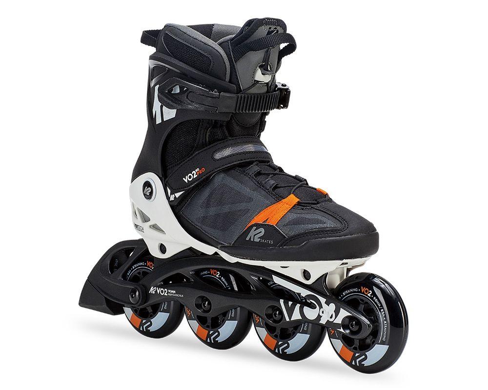 K2 VO2 90 PRO M 2018 doprava 0,- V02 inline kolečkové brusle K2 Corporation