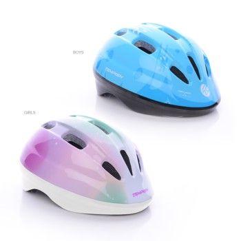RAYBOW helma na kolečkové brusle, skateboard, kolo girls M TEMPISH