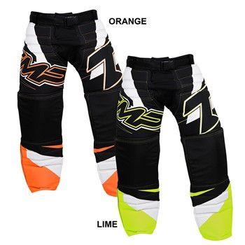RESPECT kalhoty brankářské junior orange 140 TEMPISH florbal brankařina
