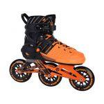 ZERON kolečkové brusle orange 45
