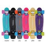 BUFFY 2017 skateboard grey