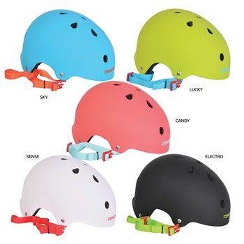 SKILLET X helma na kolečkové brusle black/lucky L/XL TEMPISH