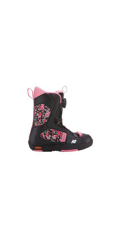SNB snowboardové boty K2 LIL KAT - juniorské / dětské - dívčí -snowboardové boty K2 Corporation