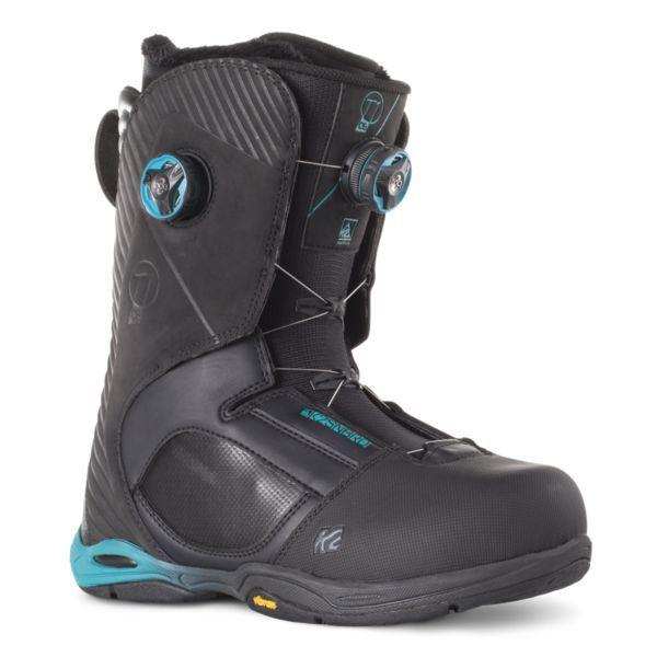 Snowboardové boty K2 T1 DB 2014/15 vel. 42 - poštovné 0,- dárek brýle Uvex K2 Corporation